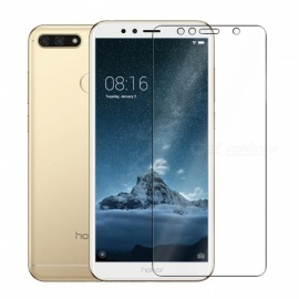Naxtop 2.5D Tempered Glass Screen Protector for Huawei Y6 (2018) - Transparent