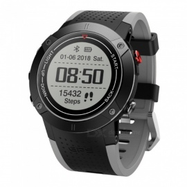 DM18 GPS Smart Watch IP68 Waterproof Swimming Continuous with Heart Rate Monitor