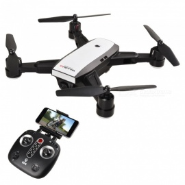 LH-X28 RC Helicopter GPS Wi-Fi FPV Foldable RC Quadcopter Drone with 720P HD Wide-Angle Camera