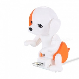 micro usb-kabel mini hond speelgoed odgear smartphone kabel lader data laadlijn voor iphone