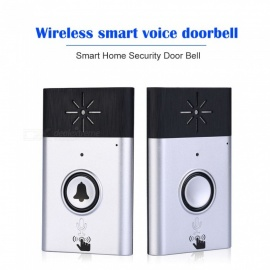 Portable Smart Wireless Smart Talk zurück Türklingel Intercom Türklingel Home Security Security Control