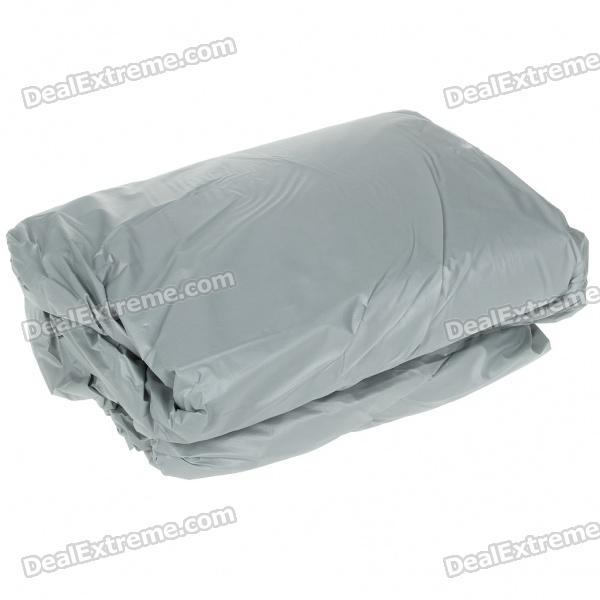 Deluxe Rainproof Prevent Heat Auto Car Cover (Size-L)