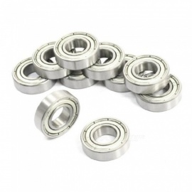 BTOOMET 10 Pcs 6900Z/ZZ10 x 22 x 6mm Single Row Sealed Deep Groove Ball Bearings