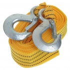 High Quality Nylon + Metal Hook Towing Belt (291CM-Length)