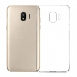 Naxtop TPU Ultra-thin Soft case for Samsung Galaxy J2 Pro (2018) - Transparent