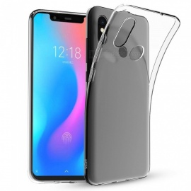 Naxtop TPU Ultra-thin Soft case for Xiaomi Mi 8 - Transparent