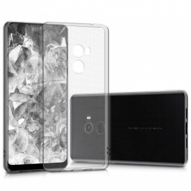 Naxtop TPU Ultra-thin Soft case for Xiaomi Mi Mix 2-Transparent