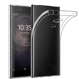 naxtop TPU ultradunne zachte hoes voor Sony Xperia XA2 ultra - transparant