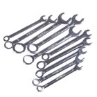 10-Piece Metal Wrench Tools Set