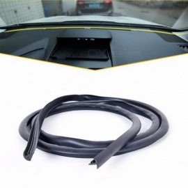 2 Meters Rubber Soundproof Dustproof Sealing Strip For Auto Car Dashboard Windshield