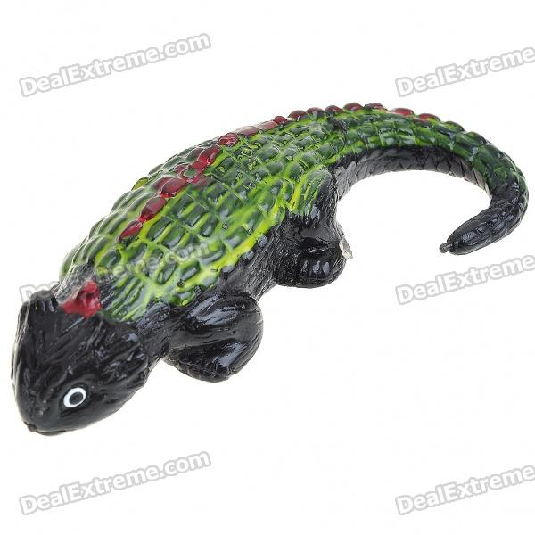Soft TPR Funny Stress Reliever Lizard Toys (10-Pack)