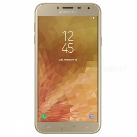 Samsung Galaxy J4 J400GDS Dual Sim Mobile Phone with 2GB RAM, 16GB ROM - Gold