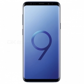"Samsung Galaxy S9 Plus G965FD 6.2"" LTE Dual SIM Mobile Phone with 6GB RAM, 256GB ROM - Blue"