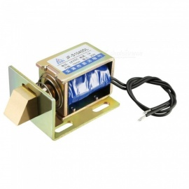 BTOOMET JF-S1040DL DC 12V 1A 25N 10mm tipo di tiro lineare elettromagnete a solenoide