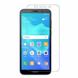 Naxtop 2.5D Tempered Glass Screen Protector for Huawei Y5 Prime (2018) - Transparent