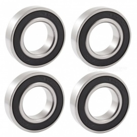 BTOOMET 2pcs Bearing 6005RS\2RS 25x47x12 Sealed Ball Bearings