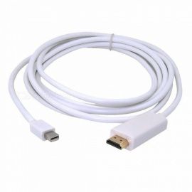 Mini DP to HDMI 1.4V HD Video Cable Support 1080P - 500cm