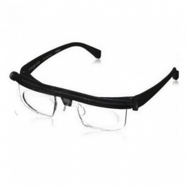 Vision Focus Adjustable Reading Glasses Myopia Eye Glasses -6D to +3D Variable Lens Correction Binocular Magnifying Porta Oculos BK