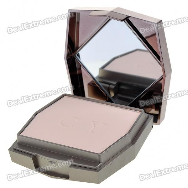 Cosmetic Makeup Hydrogel Powder with Mirror