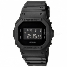 Casio G-Shock DW-5600BB-1 Basic Matte Black Limited Edition Watch-Black