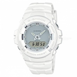Casio G-Shock G-100CU-7A Analog Digital Watch-White