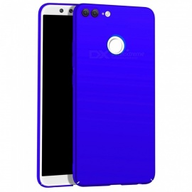 Naxtop PC Hard Protective Back Case for Huawei Honor 9 Lite - Blue
