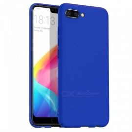 Naxtop PC Hard Protective Back Case for Huawei Honor 10 - Blue