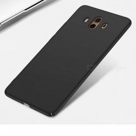 Naxtop PC Hard Protective Back Case for Huawei Mate 10 - Black