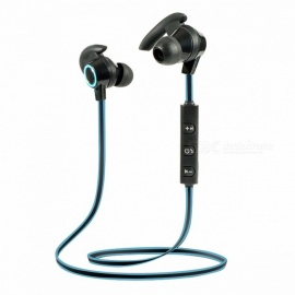 Wireless Bluetooth 4.1 In-Ear Earphones Sweatproof Stereo Earphones Bass Hi-Fi Earphone For IPHONE Xiaomi Samsung Huawei