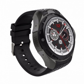 ALLCALL W2 3G smartwatch phone Android 7.0 IP68 impermeabile smart watch MTK6580 quad core 1.3ghz chiamata monitor frequenza cardiaca
