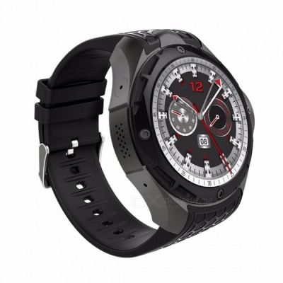 ALLCALL W2 3G Smartwatch Phone Android 7.0 IP68 Waterproof Smart Watch MTK6580 Quad Core 1.3GHz Heart Rate Monitor Call