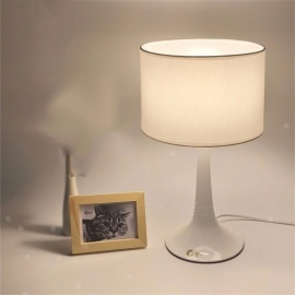 Simple Modern LED Desk Lamp Table Light Living Room Study Light Decorative Lamp Beige/6-10W