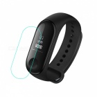 Protective TPU HD Screen Film For Xiaomi 3 Mi Band 3 Film For Miband 3 Smart Wristband Bracelet
