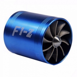 Auto Car Refit Turbo Air Intake Turbine Gas Fuel Oil Saver Fan Turbo Supercharger Turbine Fit For Air Intake Hose