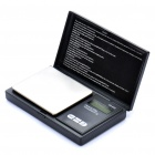 LCD Display Mini Pocket Precision Digital Scale (500g X 0.1g/2*AAA)