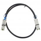 MiniSAS SFF8088 to MiniSFF-8088 External SAS 26-Pin Data Cable (1M-Length)