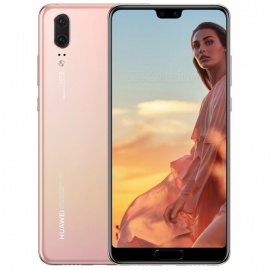 Huawei P20 5.8'' Smartphone Android 8.1 High version 6G RAM 128G ROM Kirin 970 Octa Core - Pink