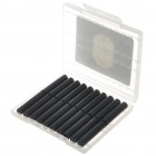 Slim Electronic Cigarette Refills Cartridges - High Nicotine/Tobacco (20-Piece Pack)