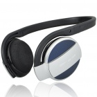 Bluetooth Stereo Headset Headphone with SD Slot (11-Hour Talk/180-Hour Standby)