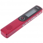 JXD-D62 Voice Recorder with MP3 Player (4GB)