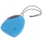 Personal Anti-Lost Alarm Device for Kid/Pet/Purse/Bag/Cell Phone - Blue + Black (1*CR2032/2*CR2032)
