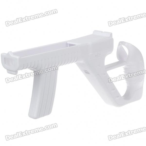 Resident Evil Gun Controller for Wii - White surprise wireless gamepad for wii remote controller for nintendo for wii for w ii u 5 colors for choice