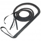 Intimate Long Whip with Strap - Black