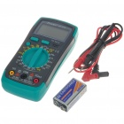Prokit's MT-1210 Digital Multimeter - Current/Voltage/Resistance/Diode/Transistor hFE (1*6F22 9V)