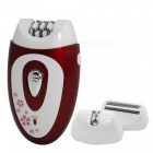 OJADE SH7688 3-in-1 Rechargeable Multifunctional Women Shaver, Electric Epilator Hair Removal Tool (EU Plug)