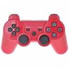 Designer's DualShock 3 Bluetooth Wireless SIXAXIS Controller for PS3 - Red