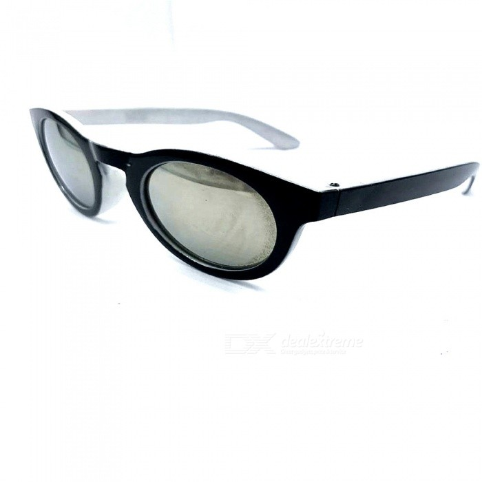 bfe19b06a6 Vintage Small Coating Round Sunglasses for Women