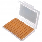 Electronic Cigarette Refills Cartridges - Medium Nicotine/Flue-Cured Tobacco (20-Piece Pack)
