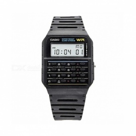 Casio CA-53W-1Z Calculator Vintage Retro Watch - Black (Without Box)
