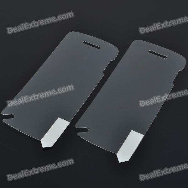 Matte Frosted Screen Protector Guards Set for Nokia N97 (Set of 4)